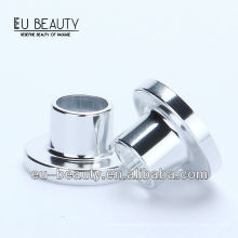 13mm shiny silver stepped aluminum collar