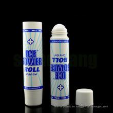 Rollo desodorante 75ml en tubo para gel frío