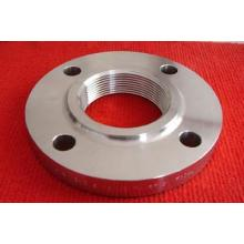 BS4504 carbon steel thread steel flange