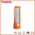 18h Superhelles Li-Batterie USB-nachladbares Notfall-LED-Licht