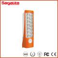 4W Super Bright Lampe rechargeable à LED longue portée extérieure