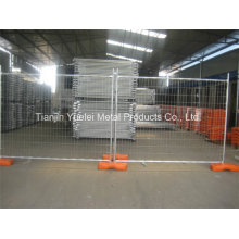 Zinc Steel Garden Fence/Garden Chain Link Fencing/Welded Wire Mesh Garden Fence/Welding Wire Garden Security Fence