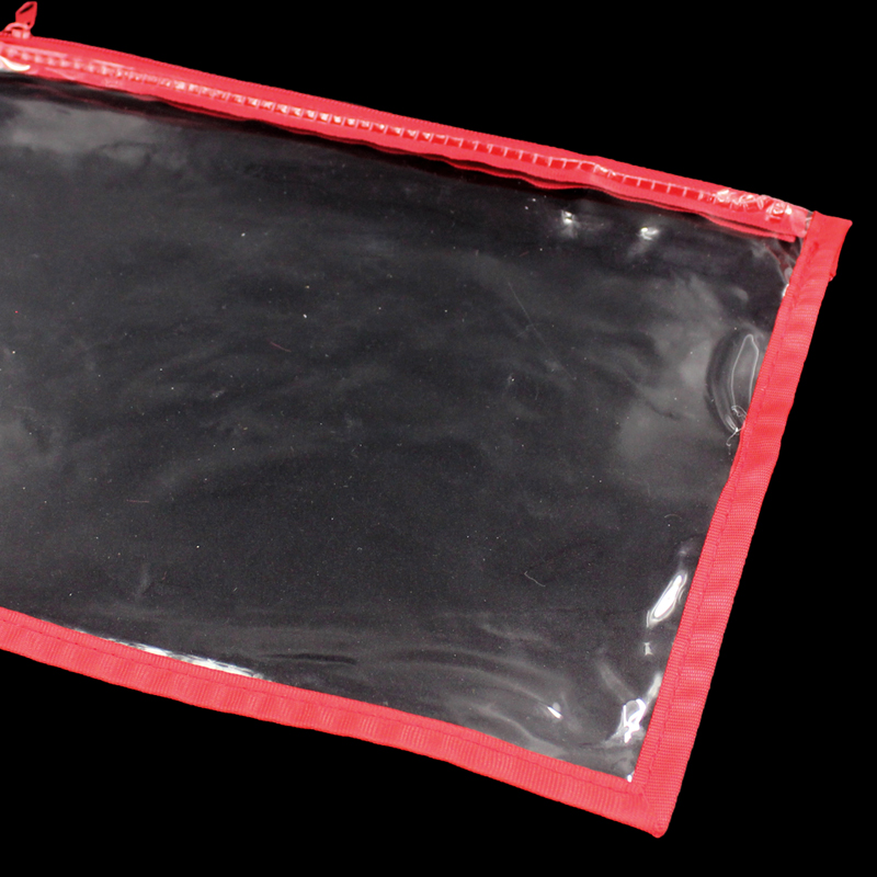 Clear Plastic Bag With Zipper Pvc Bag