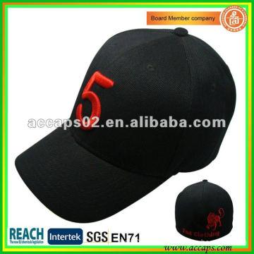 Gorras de béisbol de ajuste elástico BC-0176