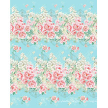 quietly elegant design,100%cotton printed fabric