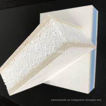 Tablero impermeable del MgO del tablero del óxido de magnesio del bocadillo EPS / XPS SIP
