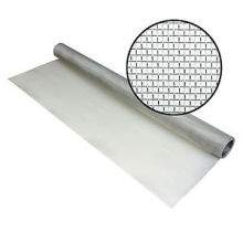 Stainless steel wire mesh security window screen