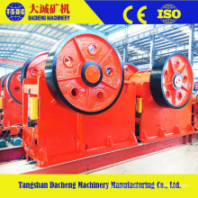 High Technology Aggregate Jaw Crusher for Sale