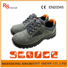 Ce New Design Anti-Slip Labor Safety Shoes Low Price