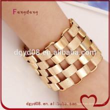 Antique punk en acier inoxydable bijoux dernière conception vogue bijoux bracelet bracelet femmes