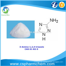 3-Amino-1,2,4-triazole, CAS 61-82-5, Pharmaceutical intermediates