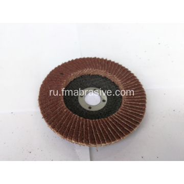 Aluminum Oxide Flap Disc Metal Grinding 4 inch