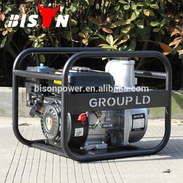 "BISON (CHINA) Em estoque 2Inch 2 ""3Inch 3"" 4Inch 4 ""Gasolina Water Pump, rei bomba de água máxima"