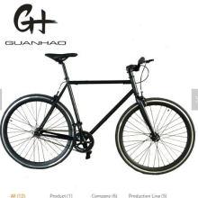 Add to Compareshare700c Colorful Matte Black Ce Fixed Gear Bike