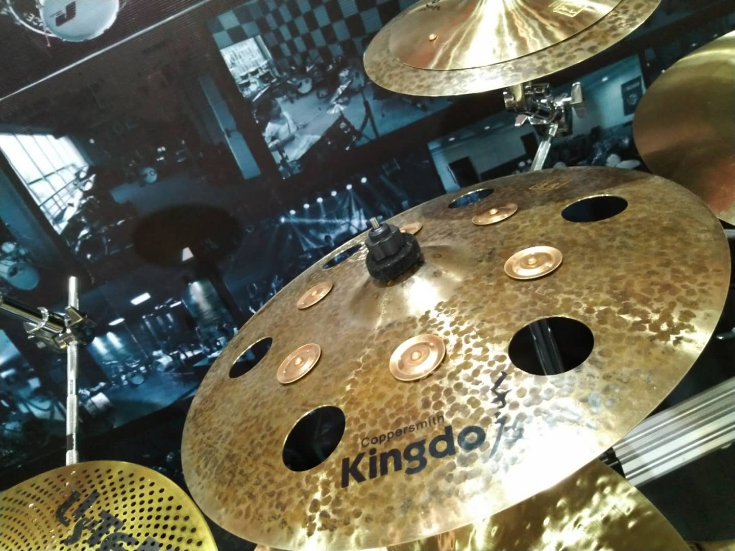 Special Performance Crash Cymbals