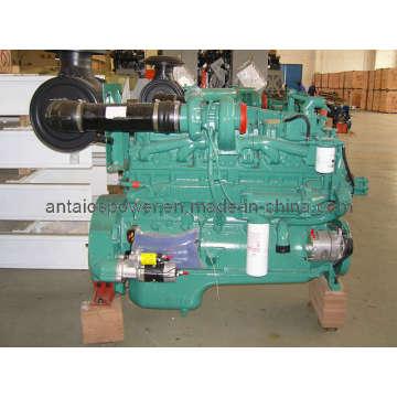 Motor diesel Cummins de 4 tempos (6CTAA8.3-G2)