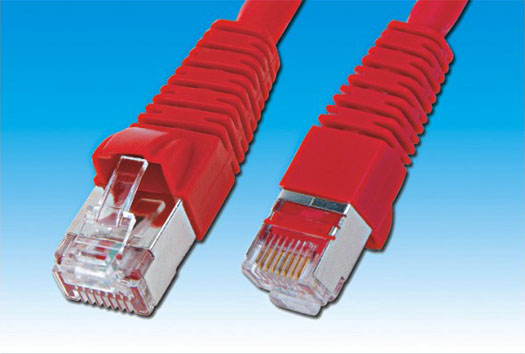 Cat6 Shielded Foiled Patch Cable