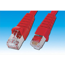 Red Patch Cord Cat6 AMP