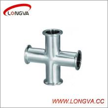 Wenzhou Manufacturer Abrazadera de acero inoxidable Cruz