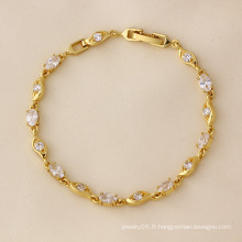 Xuping Fashion Gemstone Bracelet (71650)
