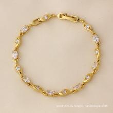 Xuping моды Gemstone браслет (71650)