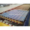 1100 Hoja de cubierta que forma la máquina