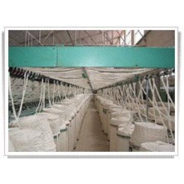 100% algodón crudo 40s hilado