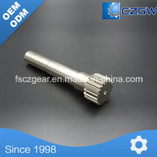 Nonstandard Transmission Shaft Spline for Various Machinery
