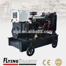 Portable type 50kw Yangdong heavy duty diesel power generator price for civil engineering Construction