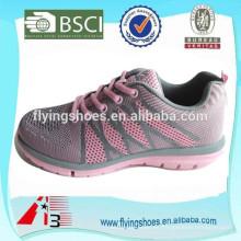 Zapatos deportivos casuales de las mujeres, mujeres que funcionan calzado