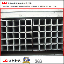100mmx100mmhot Dipped Galvanized Square/Rectangular Steel Pipe for Structure Use