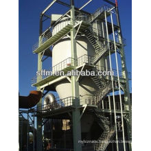 Emulsion poly acrylate machine