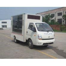 Foton mini caminhão publicitário (Euro IV)