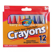 Cute drawing crayon for children