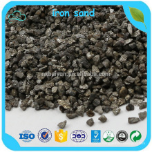1mm Powder Metallurgy Iron Sand / Iron Powder Price Ton