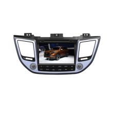 Автомобильный DVD-плеер на 2015 год Hyundai Tucson (TS8564)
