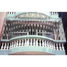 201/304 Grade Edelstahl geschweißte Tube für Fenster