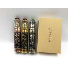 Engraving mech mod kit vape e-cigarette