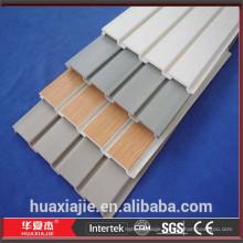 PVC foam slatwall panel