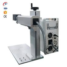Станок для лазерной маркировки ювелирных изделий с разъемным волокном мощностью 20 Вт