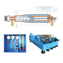Sludge Dewatering Complete System / Wastewater Treatment Plant Equipment for Dairy Sludge