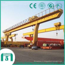 Grue à portique simple de 32 tonnes de type L