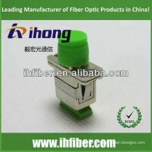 Adaptateur SC FC APC / adaptateur hybride optique boîtier en métal