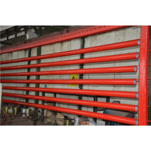 Painted UL FM Fire Fighting Steel Pipe for Australia