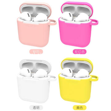 Akcesoria Airpod Silicone Cover Anti-lost Chain