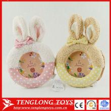 Cadre décoratif mignon de lapin bébé adorable