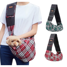 Pet sling Padded Strap Shoulder Bag