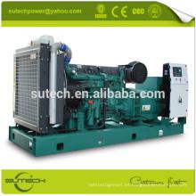 Generador eléctrico 500Kw / 625Kva con motor VOLVO TAD1642GE