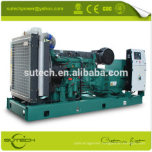 500Kw/625Kva electric generator set powered by VOLVO TAD1642GE engine
