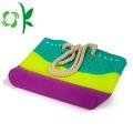 La bolsa de playa Durale de silicona más vendida con asas de cuerda